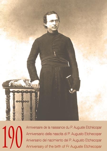 Prayer composed by Fr Etchecopar