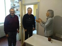 Fr Gustavo continues his canonical visit to France and Spain...