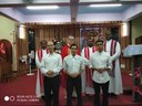 Snapshots of the life of the Vicariate
