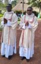 Diaconal ordination of Br. Christian Arnaud SCJ and Br. Arnaud Kadjo SCJ