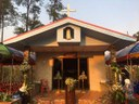 Inauguration of a new church in Maepon
