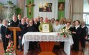 50° aniversario de la ordenación sacerdotal del P. Alessandro Paniga scj