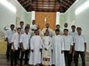 Fiesta de San José con el Consejo del Vicariato en India