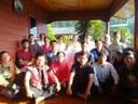Primera visita del P. Enrico Frigerio scj, Superior Regional, en el Vicariato de Tailandia