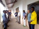 Visita canónica del Superior general al Vicariato de África Central