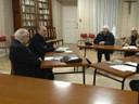 Primer Consejo en el nuevo año para el Vicariato de Francia y España.