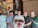 Acólito del Hno. Weerapong Youhae scj