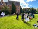 Fiesta de Nuestra Señora de Betharram en Olton