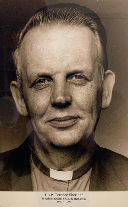 Terence Gerard Sheridan
