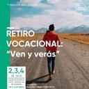 Retiro Vocacional en Paraguay