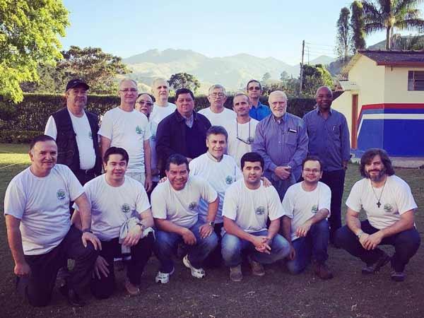 IIIème rencontre Régional des Supérieurs des Communautés