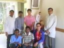 Activités du noviciat en Inde