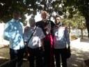 Rencontre des séminaristes à Beit Jala.