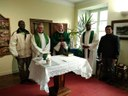 Rentrée pastorale de la Paroisse de Bizanos à l'accueil Notre-Dame de Bétharram