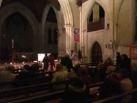 « Temps de prière de l'Avent » dans la paroisse bétharramite d'Olton.