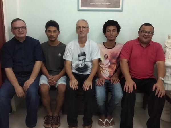 Animation vocationnelle au Brésil