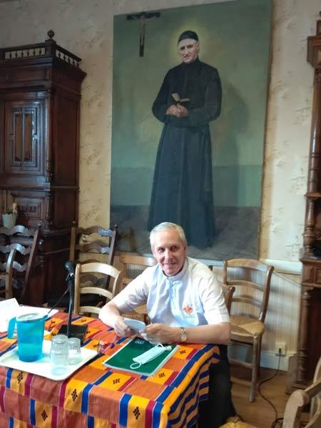 Assemblée du Vicariat de France-Espagne au terme de la visite canonique