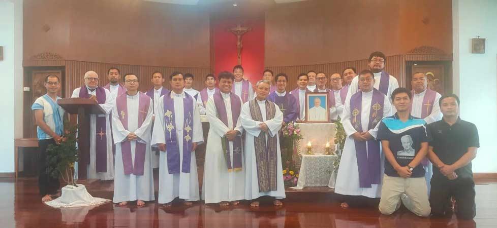 Assemblée du Vicariat de Thaïlande