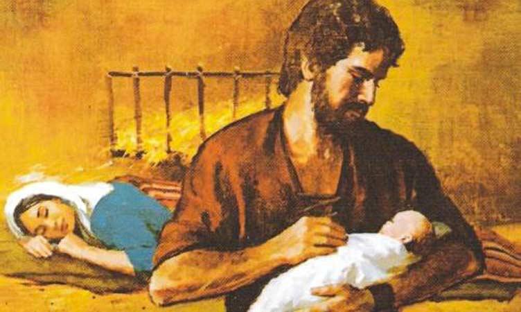En la fête de Saint Joseph …