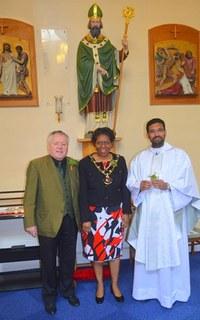 La Saint-Patrick dans la paroisse bétharramite de Nottingham