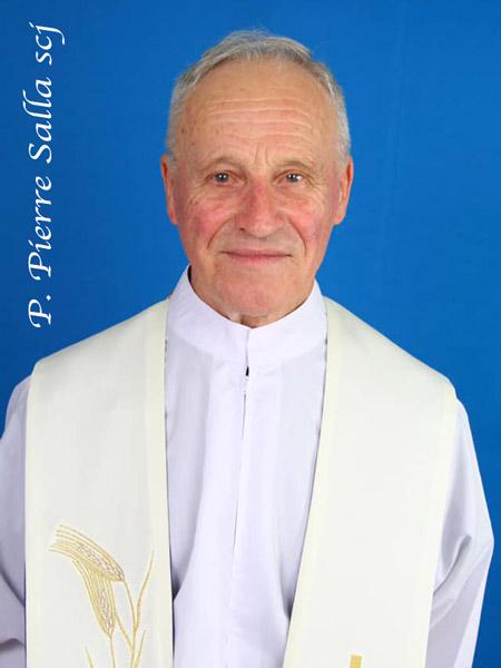 P. Pierre Salla scj
