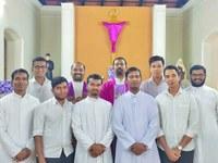 Renouvellement des vœux en Inde ...