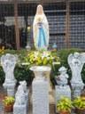 Inizio del mese dedicato alla Madonna del Santo Rosario