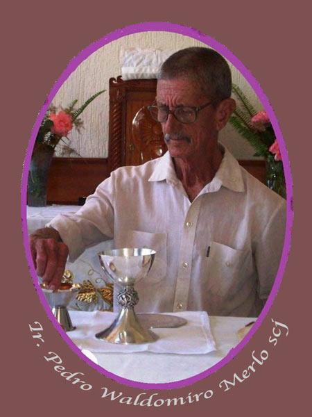 Fr. Pedro Waldomiro Merlo scj