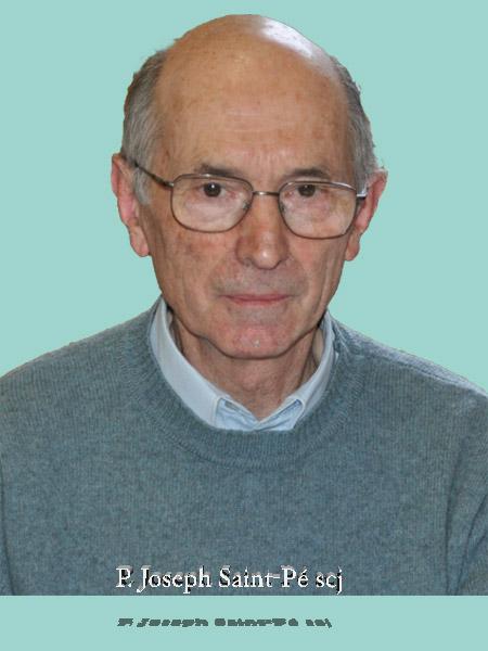 P. Joseph Saint-Pé scj