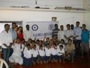 La comunità di Mangalore in festa