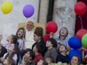La S. Pasqua con i bambini al S. José