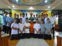 Una giornata di riflessione per la comunità di formazione di Sampran (Thailandia)