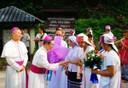 Visita del Nunzio a Maepon
