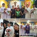 Giorno ricco di benedizioni per il Vicariato di Tailandia