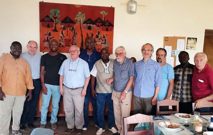 Assemblea del Vicariato del Centrafrica