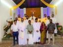 Professione perpetua di Fr. Akhil Joseph Thykkuttathil scj