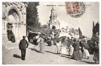Calvario di Bétharram 1900